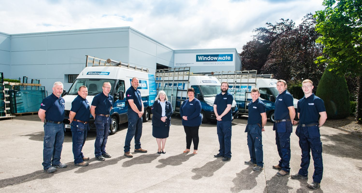 New Windowmate branch opens in Fermanagh