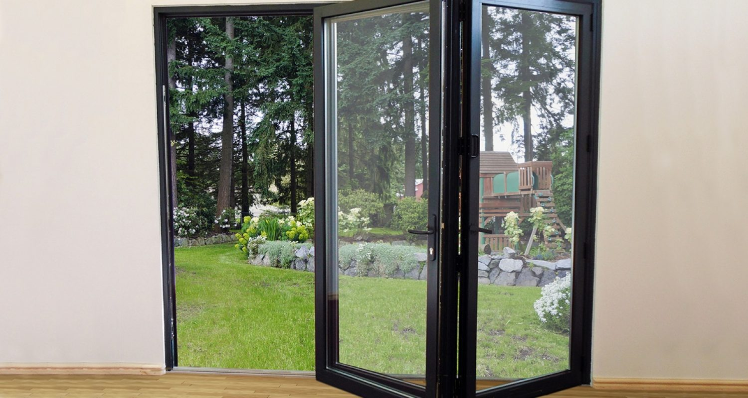 Permglide Aluminium Patio Doors brought to you by Dessian