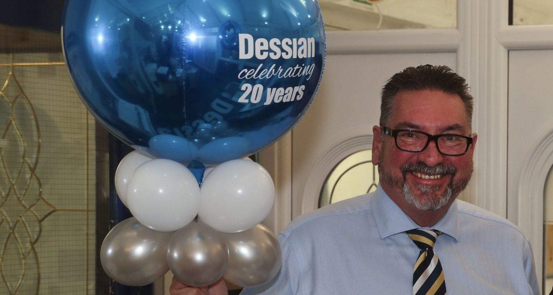 Interview with John McDermott - Dessian Scotland's first employee